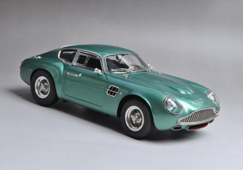 1/18 CMC 1961 Aston Martin DB4 GT Zagato (Red) Diecast Car Model