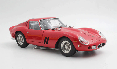 RARE 1/18 CMC 1962 Ferrari 250 GTO 250GTO (Red) Diecast Car Model