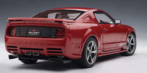 1/18 AUTOart SALEEN MUSTANG S281 EXTREME - RED Diecast Car Model 73059