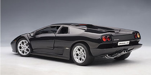 1/18 AUTOart LAMBORGHINI DIABLO 6.0 - BLACK Diecast Car Model 74528