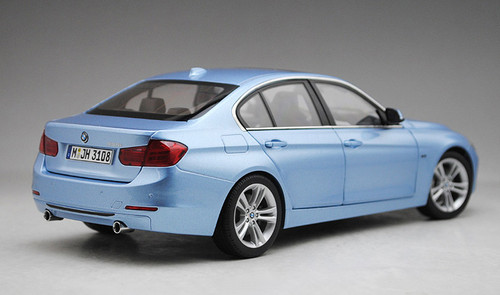 1/18 Paragon BMW F30 3 Series 335i (Blue) Diecast Car Model