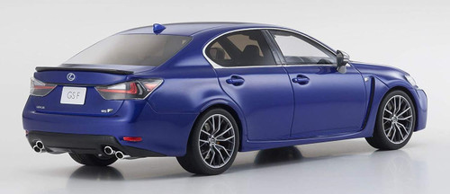 1/18 Kyosho Lexus GSF GS F (Blue) Resin Car Model