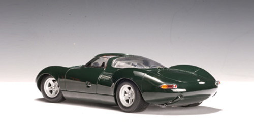 1/43 AUTOart JAGUAR XJ13 (GREEN) Diecast Car Model 53541