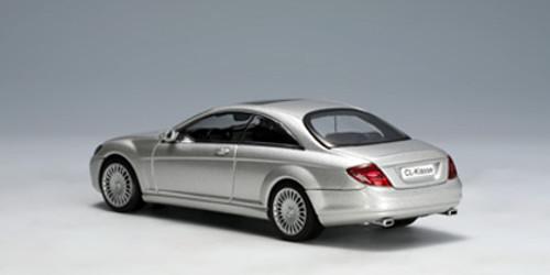 1/43 AUTOart MERCEDES-BENZ  CL-CLASS CL-KLASSE COUPE (SILVER) Diecast Car Model 56241