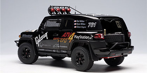 1/18 AUTOart BAJA FJ CRUISER 2007 Diecast Car Model 80716