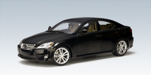 1/18 AUTOart LEXUS IS 350 IS350 2006 (LHD) (BLACK) Diecast Car Model 78812