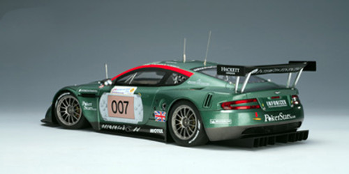 1/18 AUTOart ASTON MARTIN DBR9 2006 #007 Diecast Car Model 80606