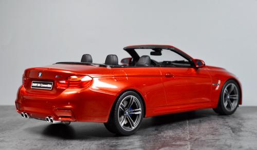 1/18 GT Spirit GTSpirit BMW F83 M4 Convertible (Red) Resin Car Model