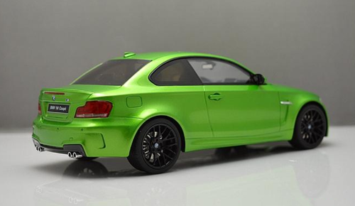 1/18 GT Spirit GTSpirit BMW 1M (Green) Resin Car Model