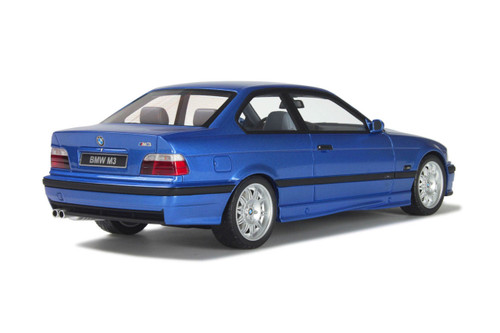 1/18 OTTO BMW E36 M3 Coupe (Blue) Resin Car Model
