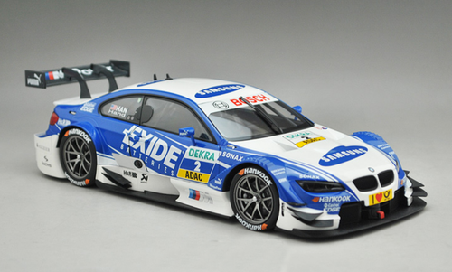 1/18 Minichamps BMW E92 DTM Team RMG Reinhold Joey Hand #2 Diecast Car Model