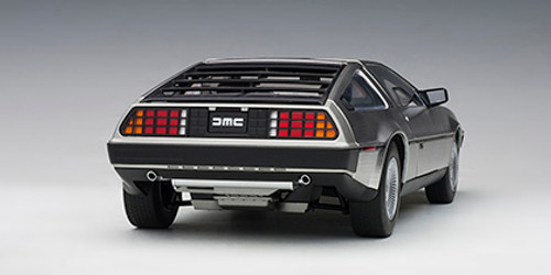 1/18 AUTOart DELOREAN DMC-12 DMC12 (SATIN FINISH) Diecast Car Model 79916