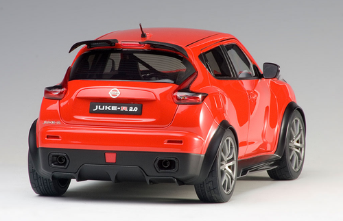 1/18 AUTOart NISSAN JUKE R 2.0 R2.0 (RED) Diecast Car Model 77457