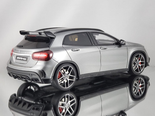 1/18 GT Spirit GTSpirit Mercedes-Benz MB Mercedes GLA45 GLA 45 AMG (X156) (Grey) Resin Car Model