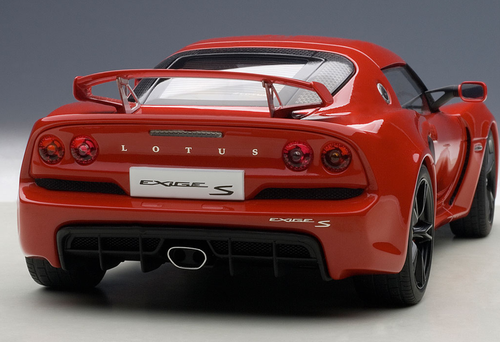1/18 AUTOart LOTUS EXIGE S (RED) Diecast Car Model 75381