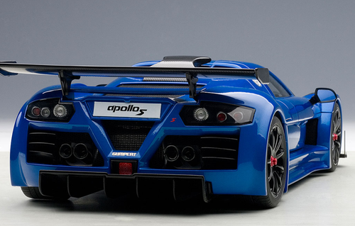 1/18 AUTOART GUMPERT APOLLO S (BLUE) Diecast Model 71303