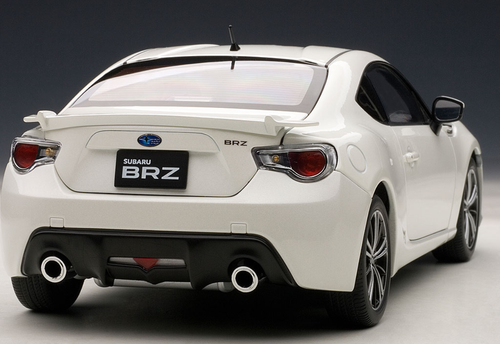 1/18 AUTOart SUBARU BRZ BR-Z (WHITE) Diecast Car Model 78693