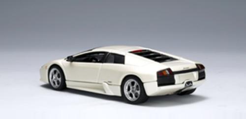 1/43 AUTOart Lamborghini Murcielago - Balloon White Diecast Car Model 54516