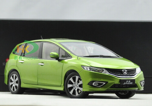 1/18 Dealer Edition Honda Jade (Green) Diecast Car Model