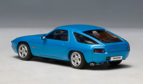 1/43 AUTOart PORSCHE 928 - BLUE Diecast Car Model 57811