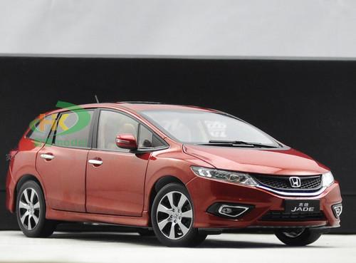 1/18 Dealer Edition Honda Jade (Red) Diecast Car Model