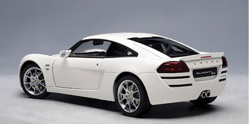 1/18 AUTOart LOTUS EUROPA S - WHITE Diecast Car Model 75368