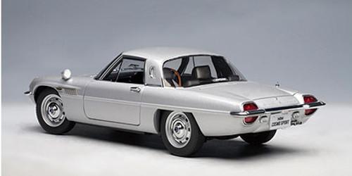 1/18 AUTOart MAZDA COSMO SPORT - SILVER Diecast Car Model 75933