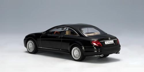 1/43 AUTOart MERCEDES-BENZ  CL-CLASS CL-KLASSE COUPE (BLACK) Diecast Car Model 56242