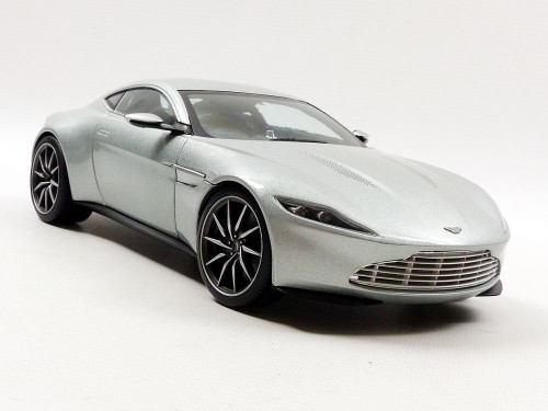 "1/18 Hot Wheels Hotwheels Elite Edition Aston Martin DB10 James Bond 007 From ""Spectre"" Movie Diecast Car Model"
