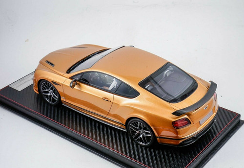 1/18 Frontiart FA Bentley Continental Supersports (Gold Champagne) Car Model Limited 498