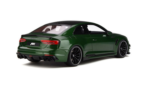 1/18 GT Spirit GTSpirit Audi RS5 RS5-R ABT (Green) Resin Car Model