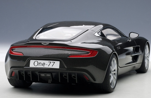 1/18 AUTOart ASTON MARTIN ONE-77 ONE77 (SPIRIT GREY) Diecast Car Model 70242
