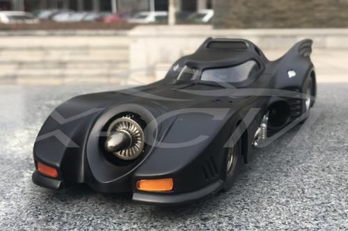 1/18 Hot Wheels Hotwheels Batman Returns Batmobile Diecast Car Model