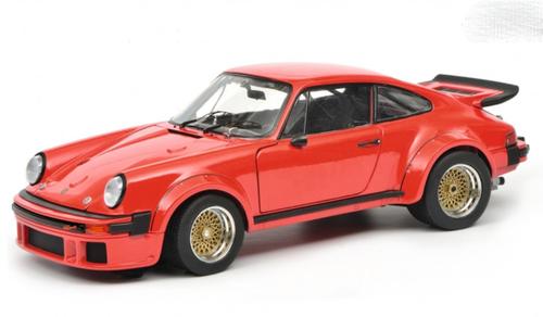 1/18 Schuco Porsche 934 RSR (Red) Diecast Car Model