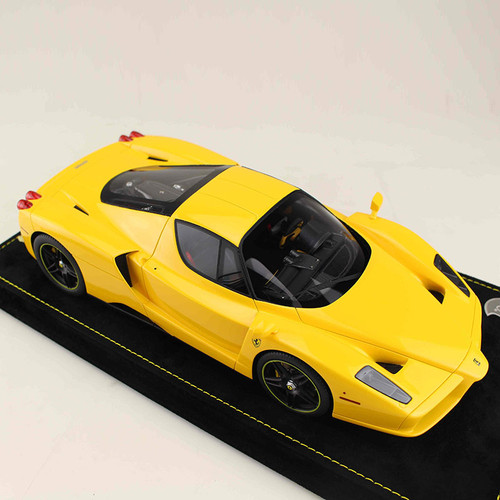 1/18 BBR Ferrari Enzo (Yellow) Resin Car Model Limited 20