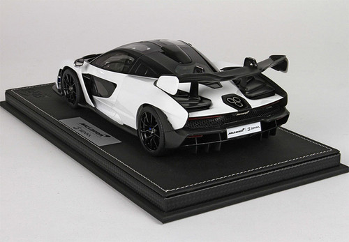 1/18 BBR McLaren Senna (White) Resin Car Model