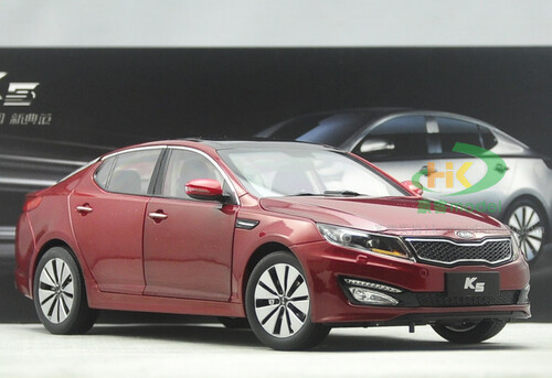 1/18 Dealer Edition KIA OPTIMA / K5 (Red) Diecast Car Model