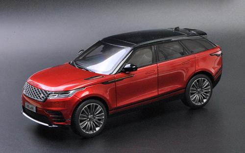 1/18 LCD MODELS Land Rover Range Rover Velar (Red) Diecast Car Model