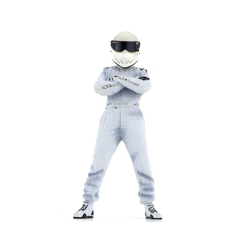 1/18 Super Fans Top Gear TopGear I am the Stig Figure