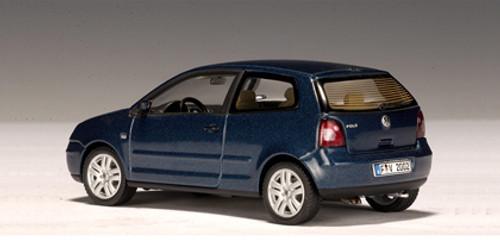 1/43 AUTOart Volkwagen VW POLO 2001 (OCEANICGR PERLEFF) Diecast Car Model 59766