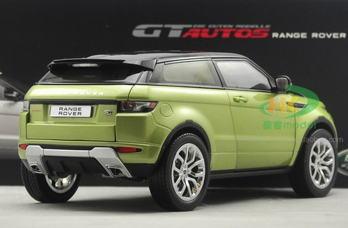 1/18 Range Rover Evoque (Green)