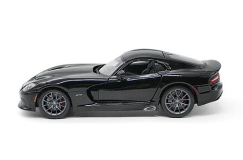 1/18 Maisto Dodge Viper GTS (Black) Diecast Car Model