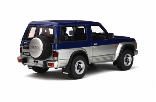1/18 OTTO Nissan Patrol GR Resin Car Model Limited 1500 Pieces