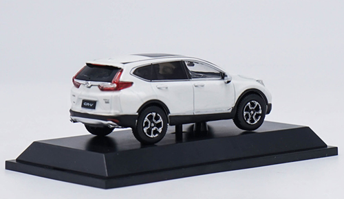 1/43 Dealer Edition Honda CRV CR-V (White) Diecast Car Model