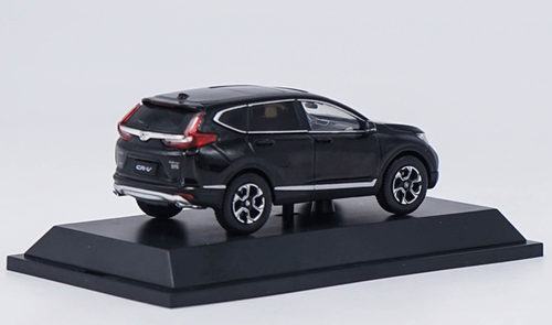 1/43 Dealer Edition Honda CRV CR-V (Black) Diecast Car Model