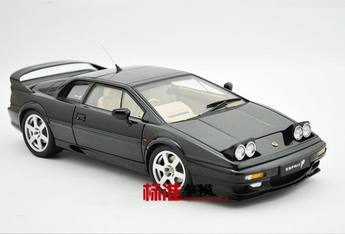 1/18 AUTOart Lotus Esprit V8 (Black) Diecast Car Model