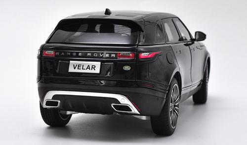 1/18 LCD MODELS Land Rover Range Rover Velar (Black) Diecast Car Model