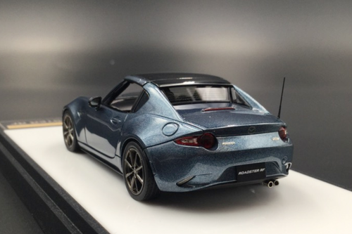 1/43 MAKEUP Make Up Mazda MX-5 MX5 Roaster RF (Blue) Diecast Car Model