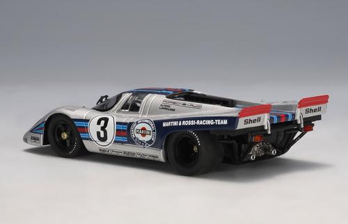 1/43 AUTOart PORSCHE 917K SEBRING WINNER '71 --- ELFORD & LARROUSSE #03 Diecast Car Model 67170