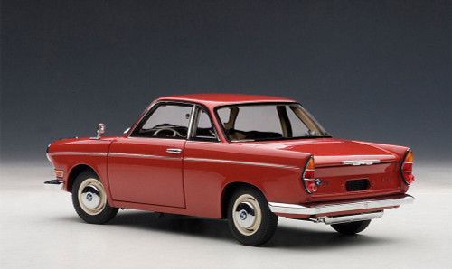 1/18 AUTOart BMW 700 Sport Coupe Spanish (Red) Diecast Car Model 70652